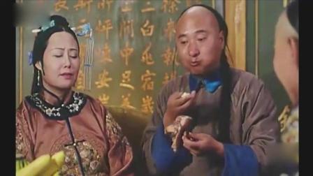 陈佩斯吃大肘子那叫一个香, 把老佛爷都看饿了