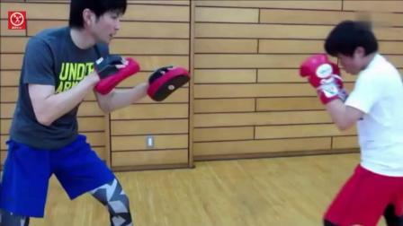 """日本""""格斗神童""""百年一见的拳击天才"""