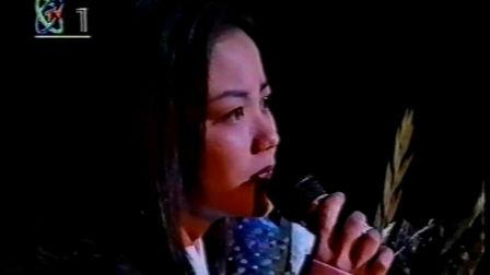 王菲《一生何求》 1992年黎明北京演唱会(嘉宾) 现场版