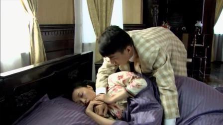 朱亚文媳妇第一次喝红酒, 醉倒在靳东床上还拉着靳东的手不松