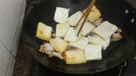 好吃的家常豆腐做法视频 简单操作一学就会