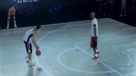 太牛了! 科比与国内篮球高手1V1斗牛, 简直是任意吊打!