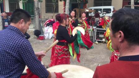 邓州市郑林大型唢呐, 民间白事接客, 老师《抬花轿》吹的太好听了