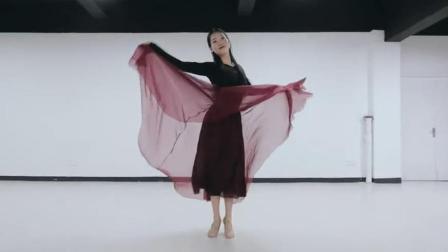 翻跳周雨奇老师编舞《蕃社姑娘》, 最喜欢这条定制的红纱裙!