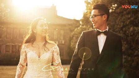 #青树婚礼快剪#20180310紫峰洲际酒店婚礼X&C