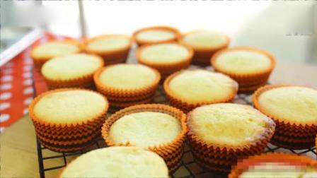 美味的奶油蛋糕, 最简单的做法, 你学会了吗?