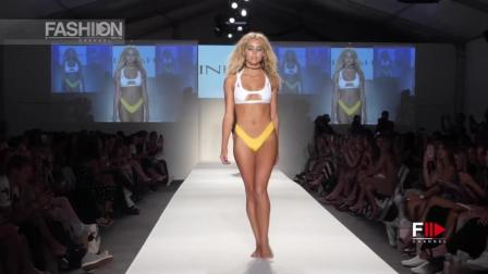 INDAH Full Show Miami Swim Week Spring Summer 2018 - Fashion Channel