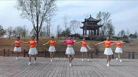 热门舞曲 团队版《三十出头》东孔庄舞蹈队