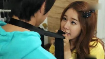 刘仁娜甜腻解说领带之吻, 编剧大概是个大花痴!