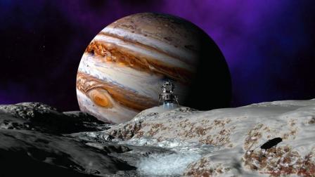 NASA科普: 木卫二的海洋世界 或藏外星生命