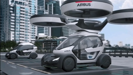 未来出行常态化交通方式? 保时捷打造可飞行出租车!