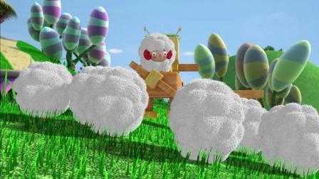 062 想要飞翔的羊