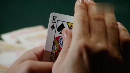 赌船上耍老千遇到赌神徒弟, 最后输得跑路钱都没有了!