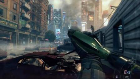 使命召唤: 黑色行动2昔日繁华的城市现在风火战场