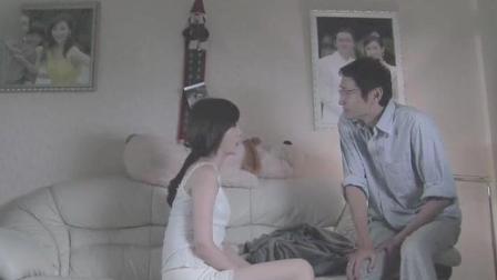 丈夫看到妻子和情人在一起, 没想到, 妻子却理直气壮责怪丈夫