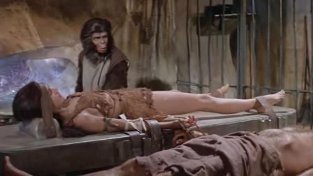 2000年后, 地球上只剩下一个女人, 人类被大猩猩拿来做研究!