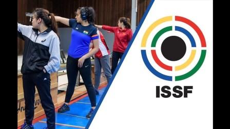 ISSF青年世界杯-女子10米气手枪