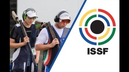 ISSF青年世界杯-飞碟混合团队赛