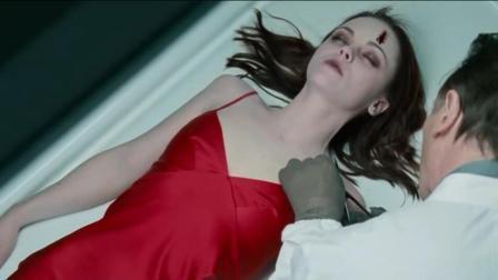 一部让人难受窒息恐怖片, 女主出车祸陷入晕迷, 惨遭入殓师的毒手