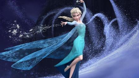 """《冰雪奇缘》中的""""艾莎女王""""现身, 帮美国警察解围"""