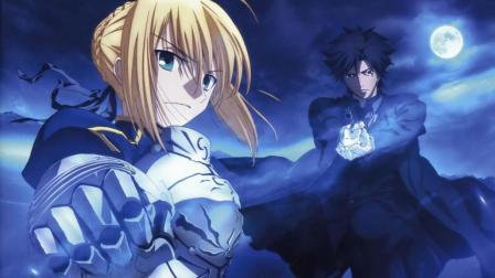 两个男人宿命的误会, 十分钟看完《fate zero》(1)