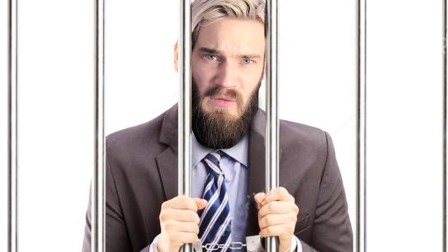 [PewDiePie] Guess I'm going to jail...