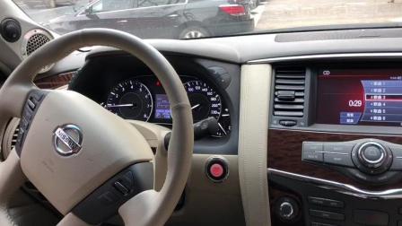 听听这台日产途乐汽车改装的音响效果, 你就会明白车主为啥会舍弃原车顶配BOSE音响了