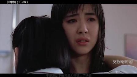 心疼! 女神王祖贤和妹妹被欺凌, 1988年《法中情》!