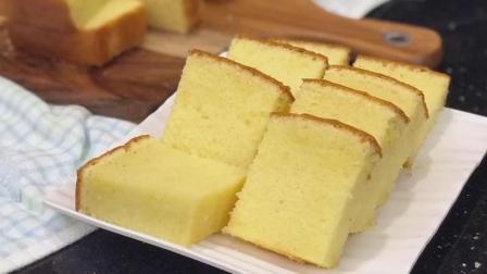 手把手教你做烘焙入门牛油蛋糕, 香味浓郁, 做法简单