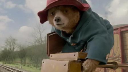 《帕丁顿熊2》小熊这么聪明啊!