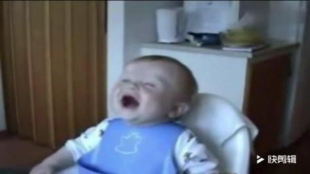 搞笑: 小孩的哈哈大笑, 抵挡不住的魔力! [高清版