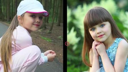 世界上最漂亮的孩子, 俄罗斯6岁女孩儿面容姣好堪比芭比娃娃