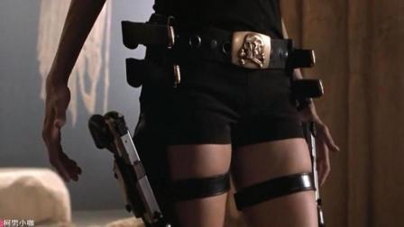 17年前巨制的动作大片, 是影史上动作戏最多的女主角