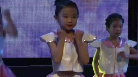 可爱的幼儿舞蹈《牛奶歌》