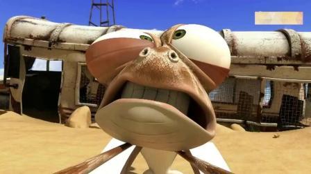 小蜥蜴奥斯卡, 野猪发现带着小蜥蜴可以躲避灾难, 原来是因为吞了它