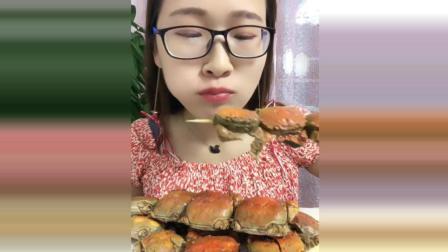 沙姜八爪鱼美食小吃, 吃得双手动起来了, 请问你流口水吗