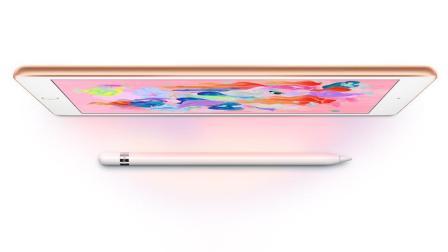 苹果新款iPad发布, 除了支持Apple Pencil还有啥看点?