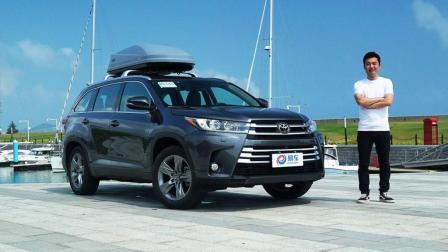 试驾七座SUV的标杆 2018款汉兰达, 都升级了什么?