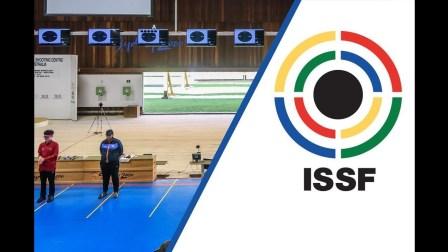 ISSF青年世界杯-男子25米手枪速射