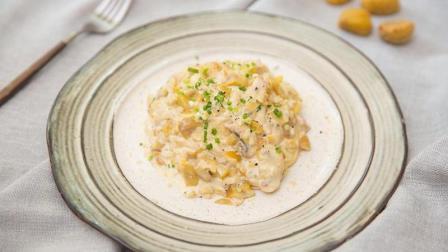 辣叔日日煮 家常奶油蘑菇意面