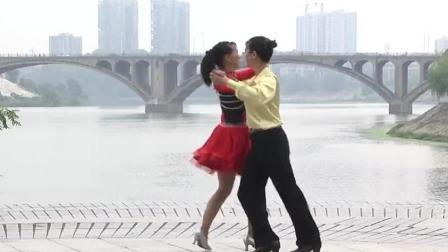 交谊舞 平四《中国歌最美》舞最美!