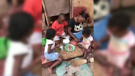 非洲的生活在中国人的改造下不再是贫穷的样子了, 看他们吃的东西都比我好