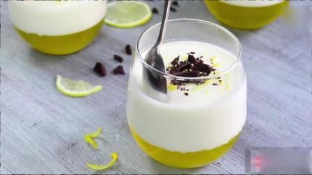 柠檬布丁的做法简单, 爱吃甜品的有福啦