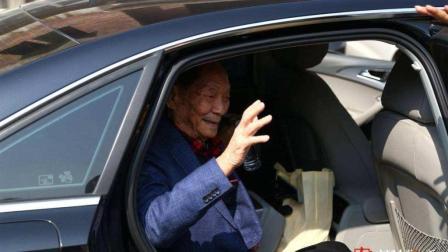 """身价千亿的袁隆平: 我有六七辆""""豪车"""", 好几辆国产!"""