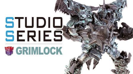 KL變形金剛玩具分享285 電影工作室系列 鋼索/鋼鎖 GRIMLOCK