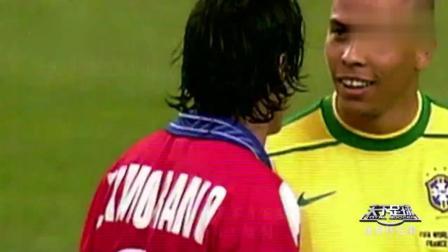 回顾罗纳尔多的98年世界杯决赛之前的完美表演 属于外星人的杯赛