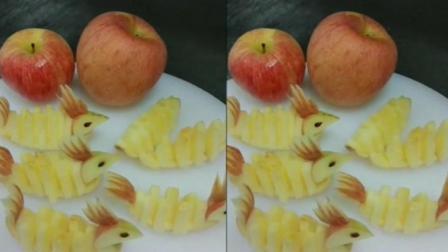 简单又好看的水果拼盘, 好看有档次!