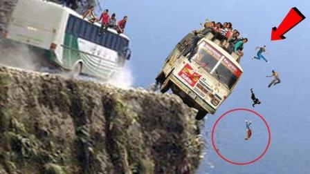 在这样危险的道路上, 敢开车上去的估计都是老司机吧?