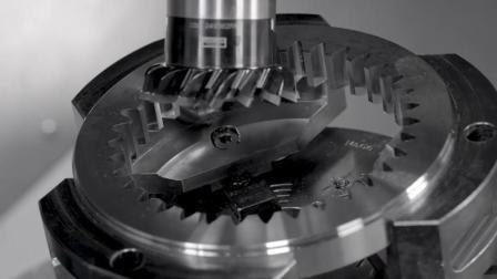 现在的机床加工一个内齿轮这么简单, 没看懂怎么回事就加工完了