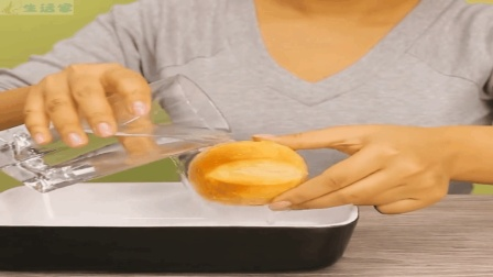 坚硬的面包用水冲一下, 再加热就恢复如初了, 你知道吗?